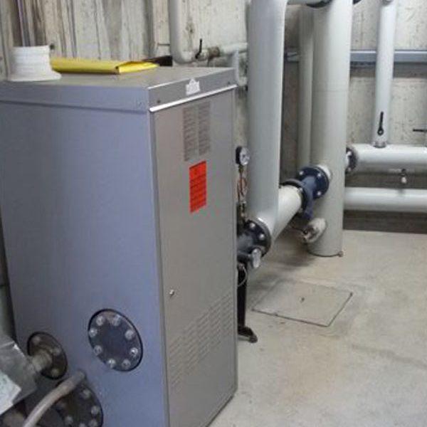 Riqualificazione dell'impianto termico condominiale a Verona