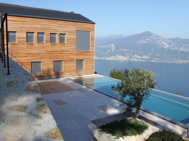 impianto geotermico residenza privata