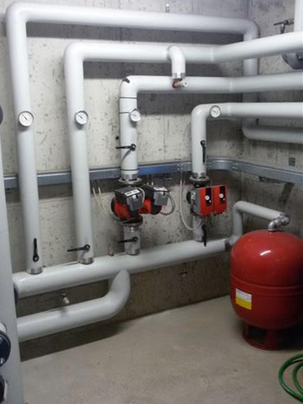 Riqualificazione dell'impianto termico condominiale