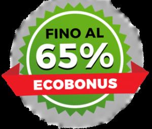 ecobonus 50-65 per cento