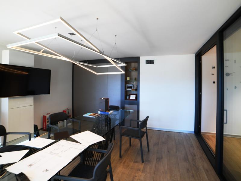 impianto climatizzazione sala riunione
